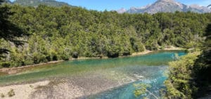los alerces national park in Patagonia Argentina