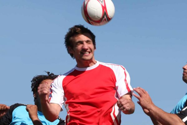 Playing Football in Buenos Aires