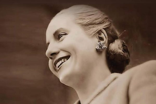 Evita Peron History, Argentina