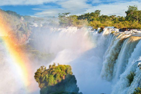 Iguazu Falls - Argentinian Side